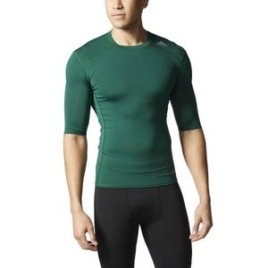 ADIDAS TechFit Compression Climalite Top